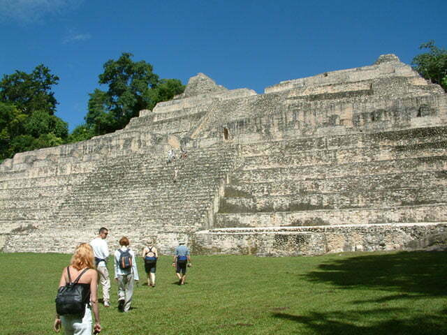Belize Adventures at Caracol Ruins